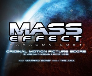 mass effect paragon lost album cd cover