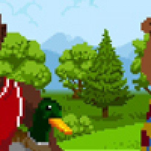 Dikembe Mutombo has 4½ weeks to save the world! You heard me, now it gets more ridiculous
