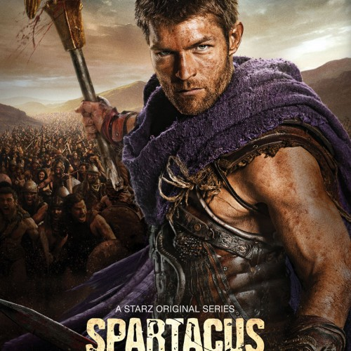 Spartacus: War of the Damned final poster revealed