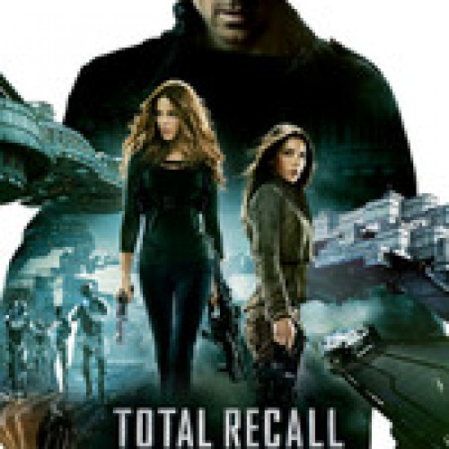Exclusive Total Recall behind-the-scenes clip