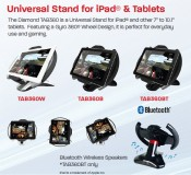 Universal Stand for iPad and Tablets