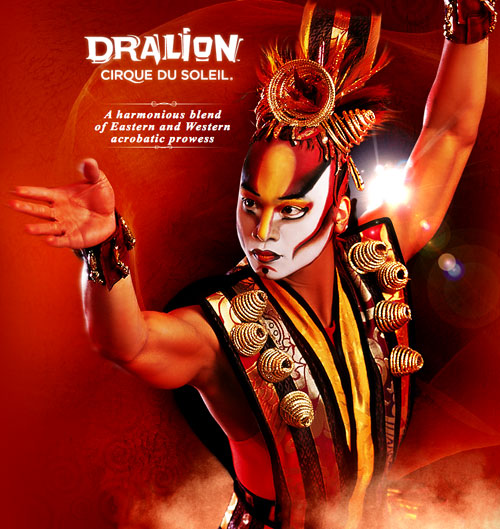Review of Dralion from Cirque du Soleil | Kids Out and ...