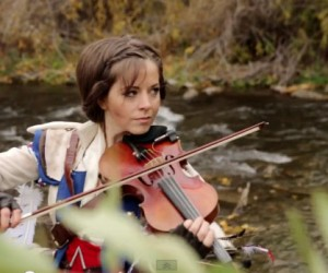 lindsey stirling assassin's creed 3