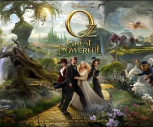 oz great powerful