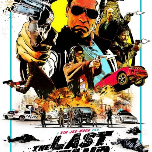 Arnold Schwarzenegger's The Last Stand gets a new trailer