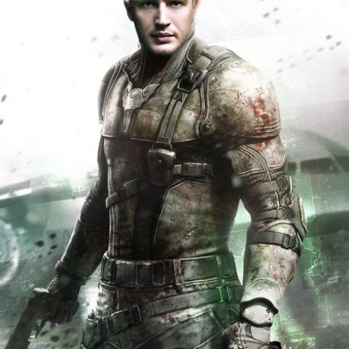 Tom Hardy will play Sam Fisher in upcoming Splinter Cell movie