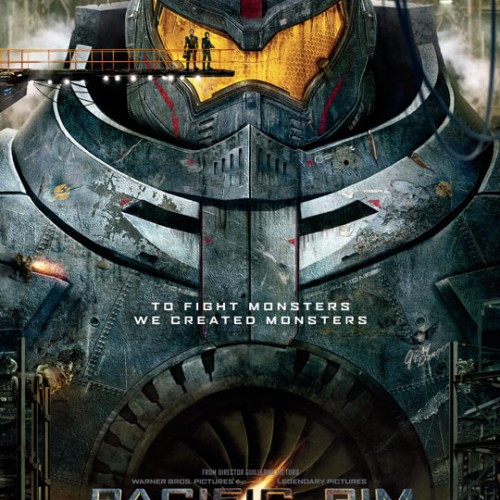 First Pacific Rim trailer is finally here!