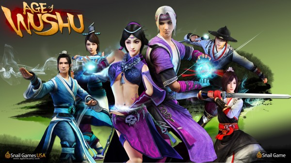 Age of Wushu Beta Hits U S  servers - Nerd Reactor