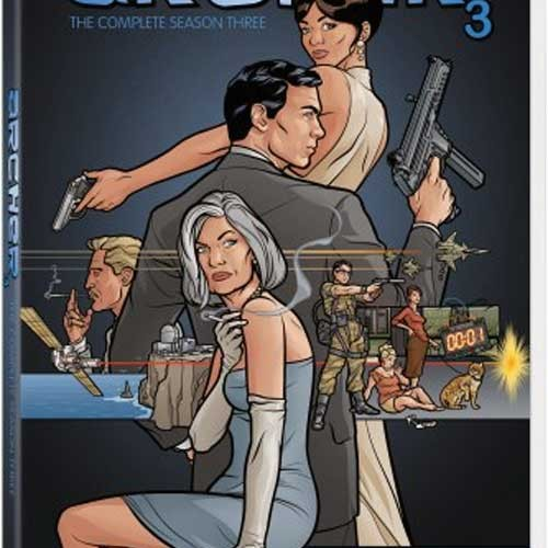 NR Contest: Archer Season 3 DVD