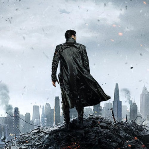 Star Trek Into Darkness releases new image!