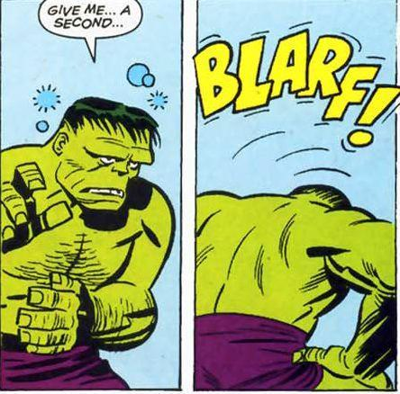 Hulk no like sensational media.