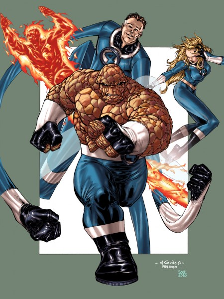 Fantastic_Four___Soul_Color_by_spiderguile