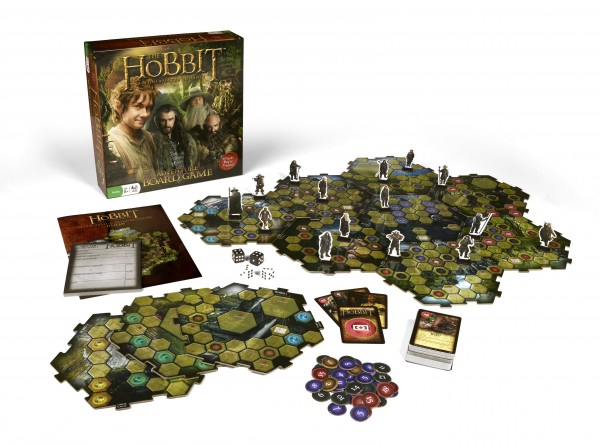 Hobbit board game 2
