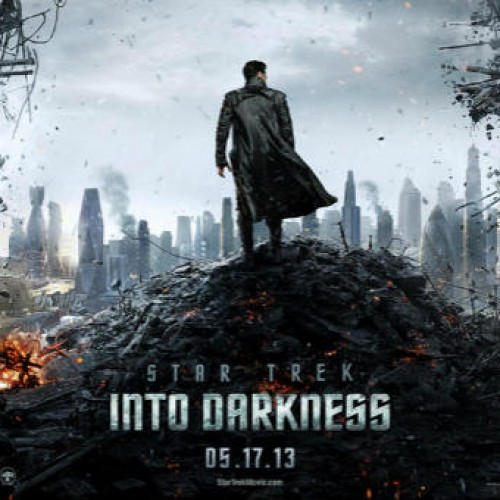 Star Trek Into Darkness trailer premieres on Thursday!