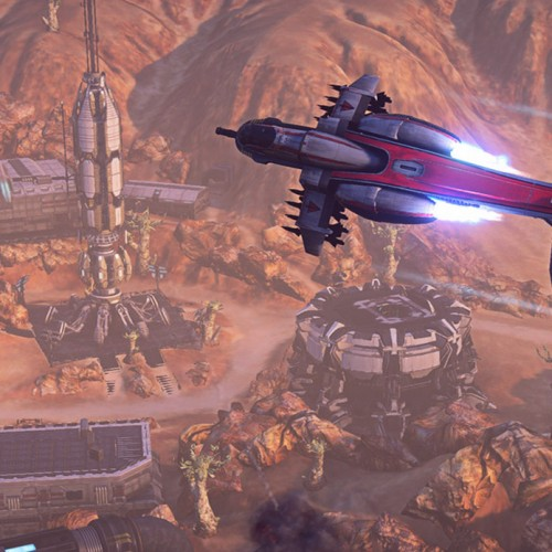 Planetside 2 gets first major update