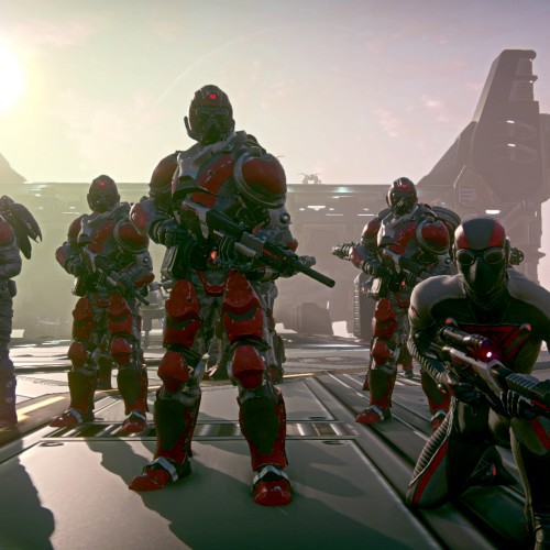 Planetside 2 Review: War were declared