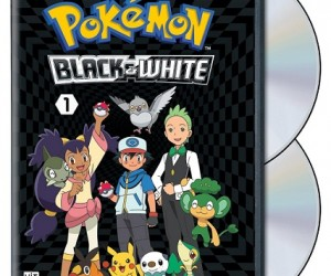 Pokemon Black and White DVD collection 1