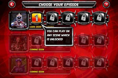 Power Rangers Legends App 02