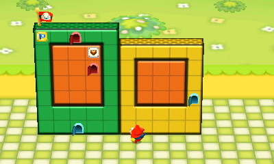 There are only four pieces, but this is one of the hardest levels in the game.