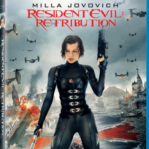 Resident Evil: Retribution available now on Blu-ray and DVD