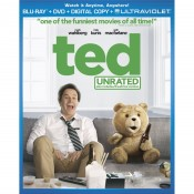 Ted - blu-ray cover
