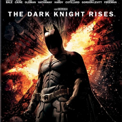 The Dark Knight Rises – Blu-ray Review