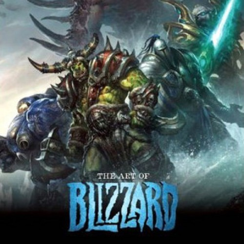 The Art of Blizzard Entertainment Book Launch and Art Exhibition coming in January
