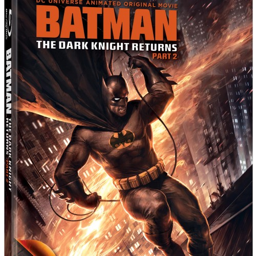 'Batman: The Dark Knight Returns, Part 2' heads to Blu-ray/DVD on January 29, 2013