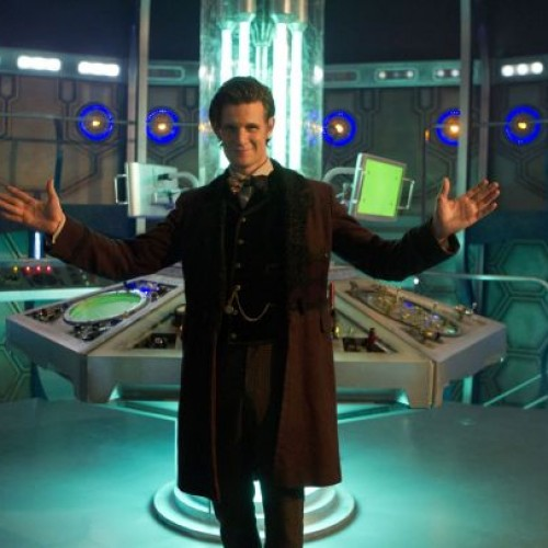 Welcome inside the new TARDIS!