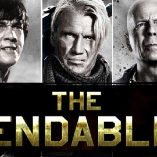 Arnold is BACK… again… this time for Expendables 3!