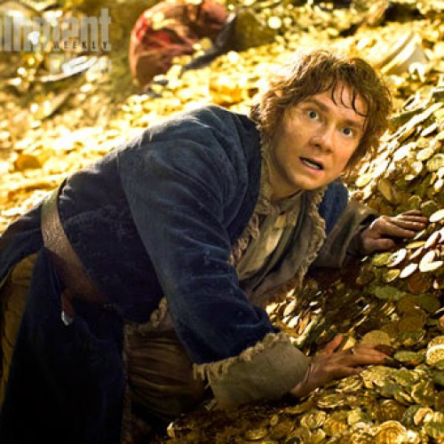 First images of the 2nd & 3rd Hobbit films are out before the first movie even hits theaters