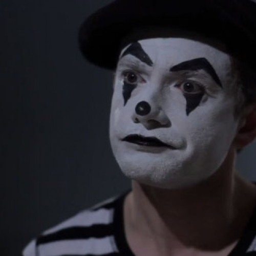 Martin Freeman: Before he was a Hobbit, he was a mime