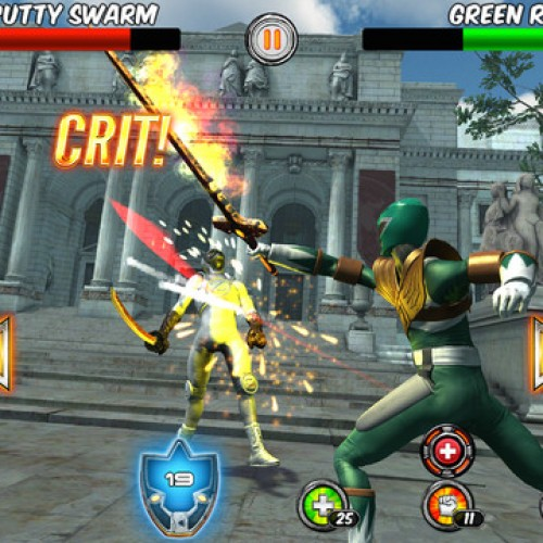 Power Rangers Legends iOS review -updated and chat with Dan Silberberger Vice President of Digital for Saban Brands