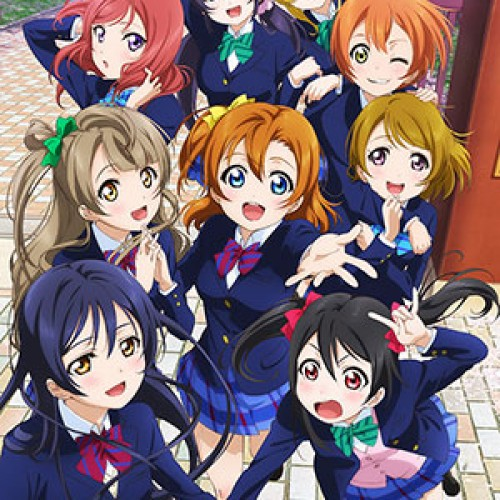 Love Live! School Idol Project coming to Crunchyroll and already licensed by NIS America