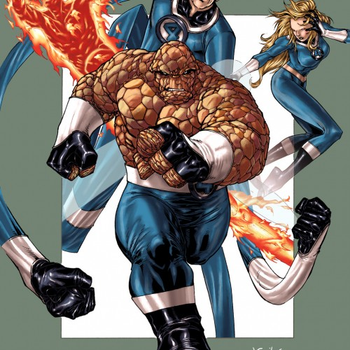 Fantastic Four gets rebooted for 2015