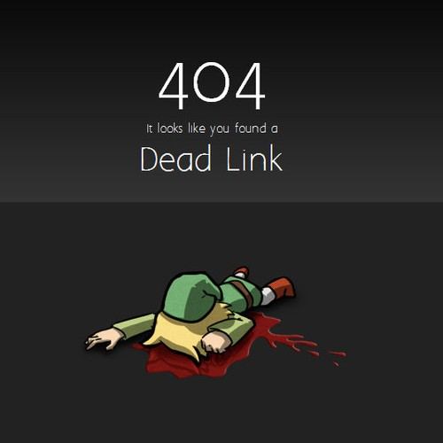 Link not found in US