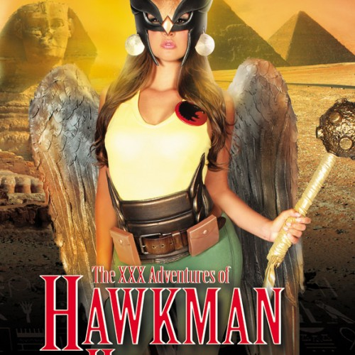 Exclusive First Look: 'The XXX Adventures of Hawkman & Hawkgirl' (SFW)