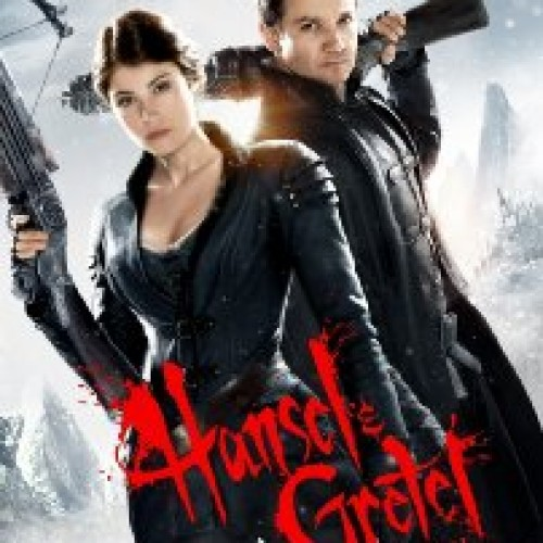 International poster for Hansel and Gretel Witch Hunters is out!