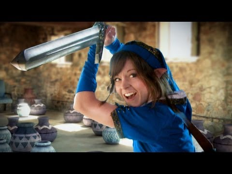 zelda lindsey stirling freddiew