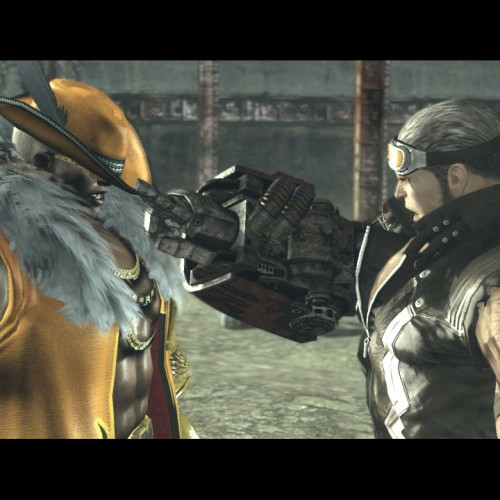 Anarchy Reigns Review: A special kind of chaos