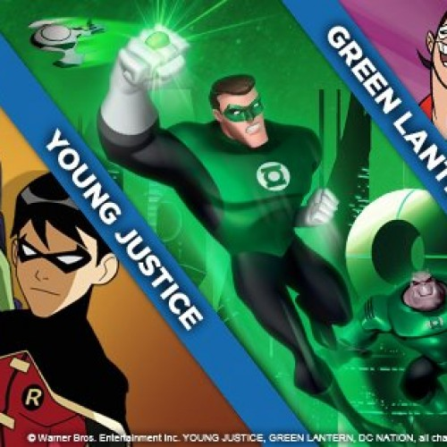 Young Justice and Green Lantern: The Animated Series canceled