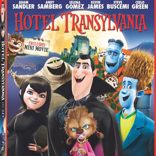Hotel Transylvania Blu-ray release event coverage
