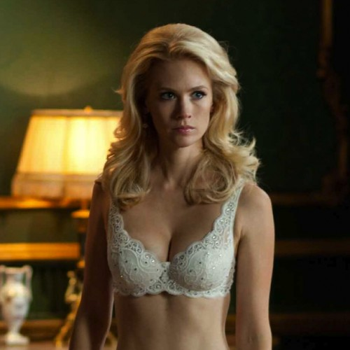 January Jones might not be back as Emma Frost in X-Men: Days of Future Past