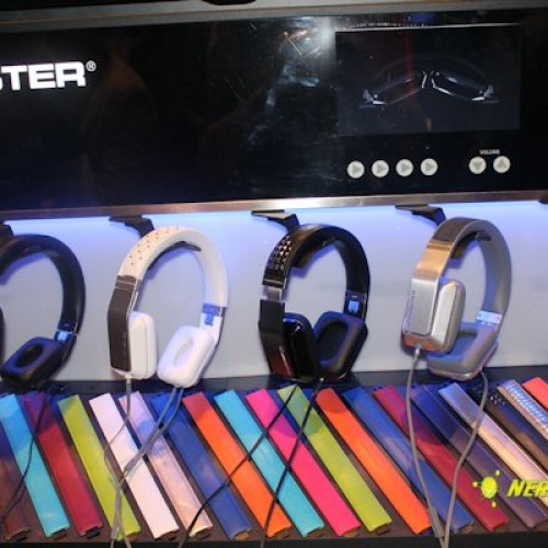 CES: Monster taking music to a different level