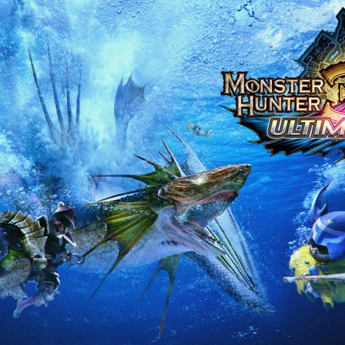 Capcom releasing Monster 3 Ultimate in March, demo available next month