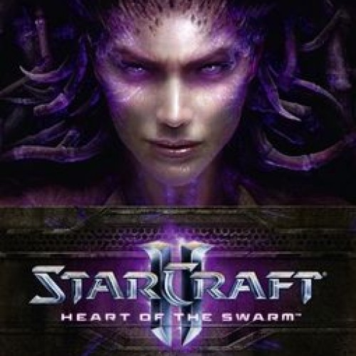 StarCraft 2: Heart of the Swarm opening cinematic looks amazing!