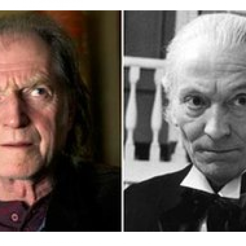 Harry Potter star to play the First Doctor in BBC drama