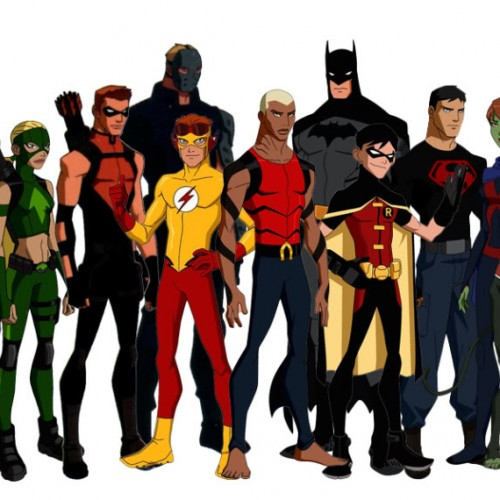 Young Justice Season 3 has been announced