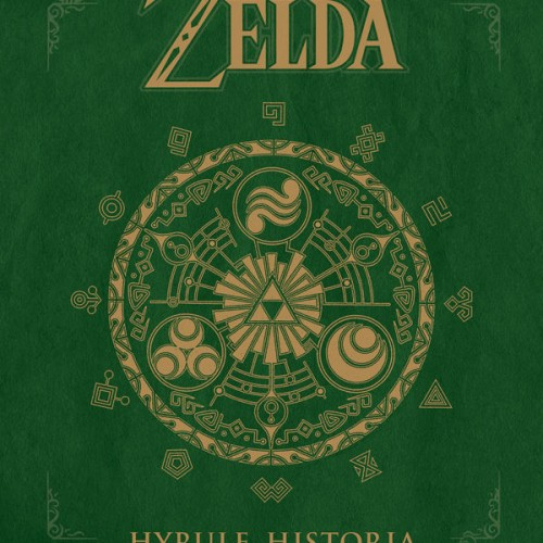 The Legend of Zelda: Hyrule Historia is the top-selling book on Amazon