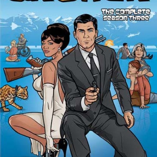 Archer The Complete Season Three DVD Review